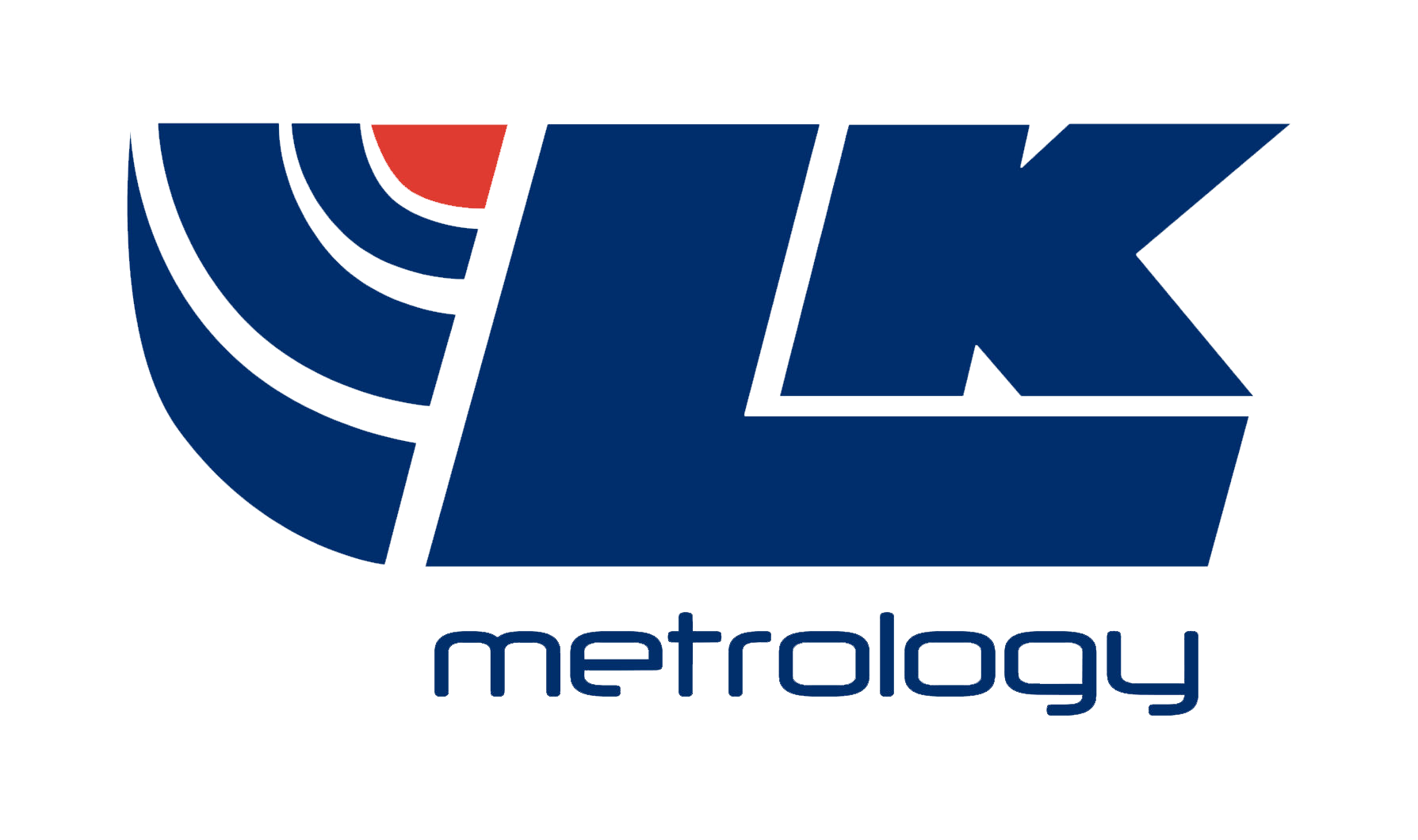 LK Metrology logo transparent